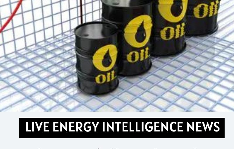 LIVE ENERGY INTELLIGENCE NEWS UPDATED BY AMERICAN COMMODITY